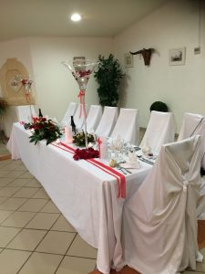 menu mariage arles